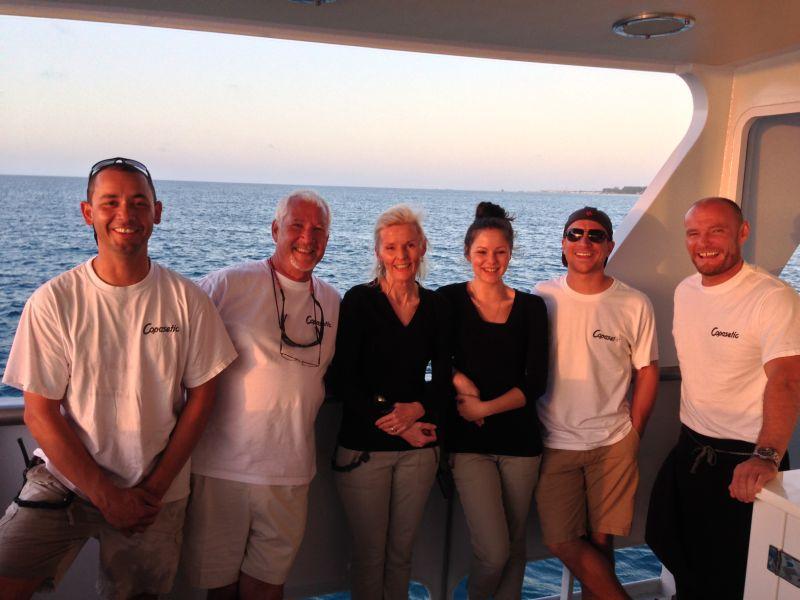 The Copasetic crew