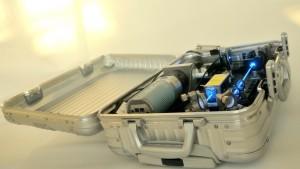 OpenSPIM suitcase