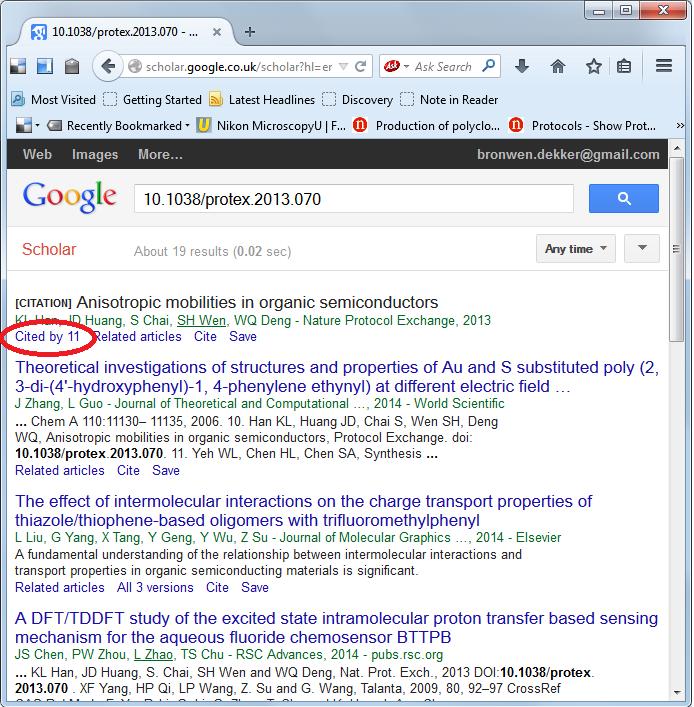 google scholar 2