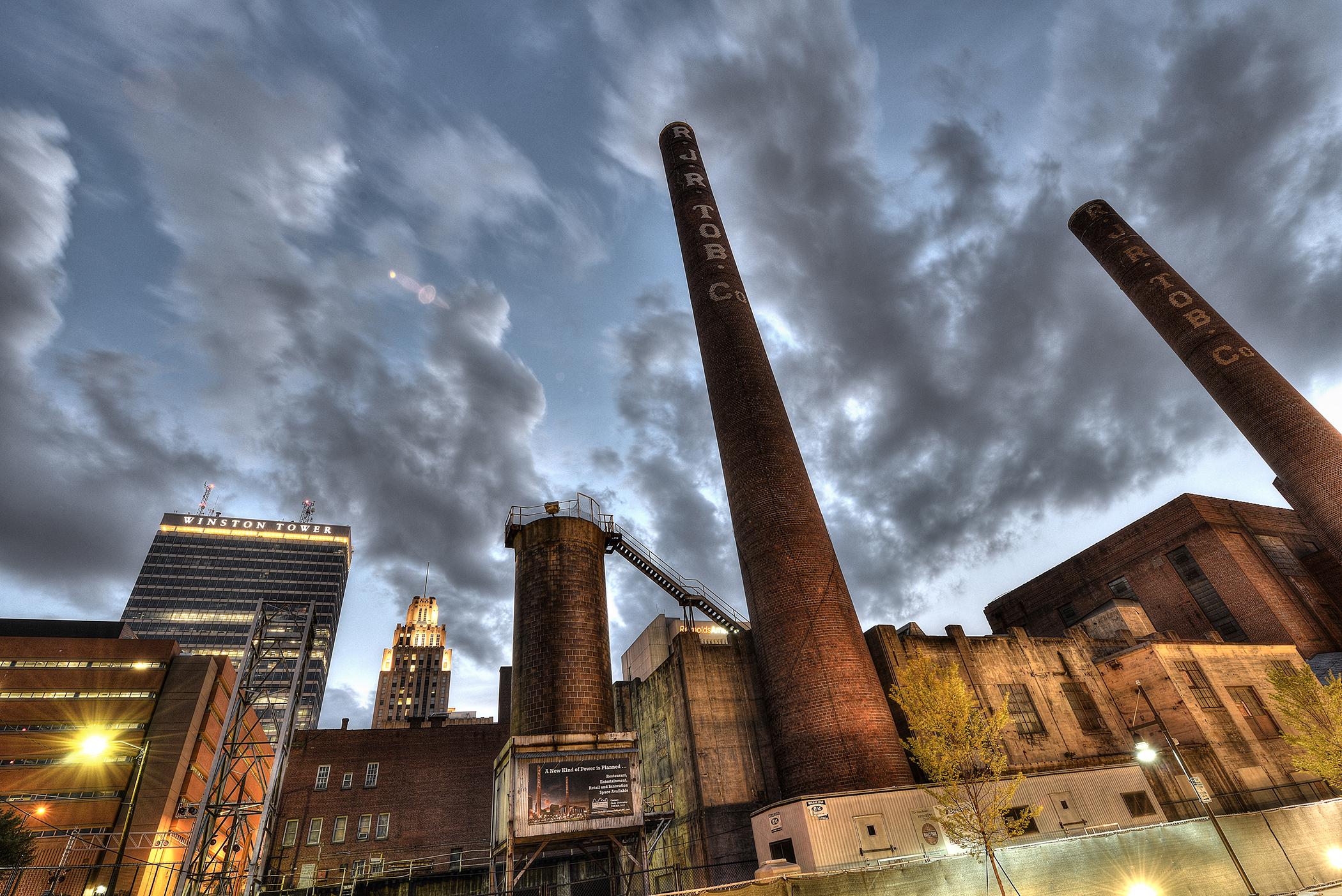 Bailey Power Plant