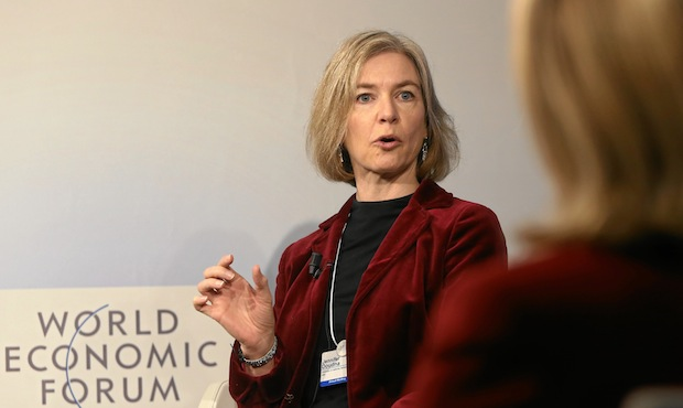 Jennifer Doudna, Professor of Chemistry..........