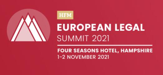 HFM European Legal Summit 2021