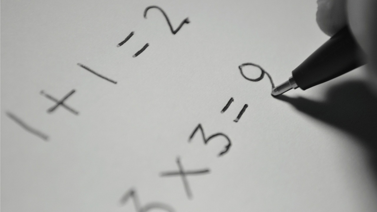 Overcoming the fear of maths