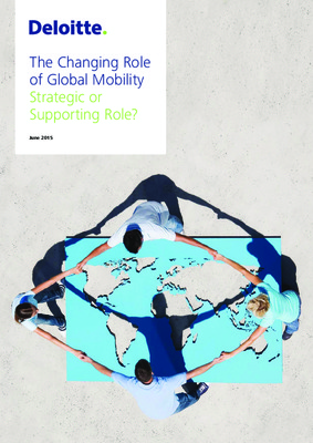The Changing Role of Global Mobility
