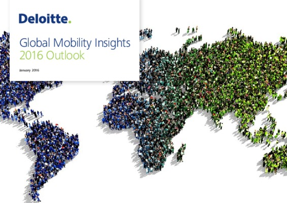Global Mobility Insights 2016 Outlook