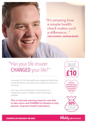 Case Study: Changing life insurance for good