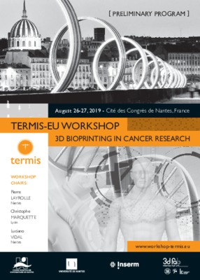 TERMIS-EU Workshop: 3D bioprinting in cancer research