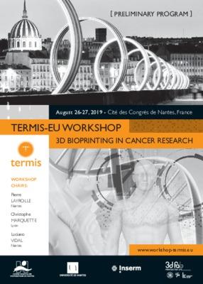 TERMIS-EU Workshop: 3D bioprinting in cancer research