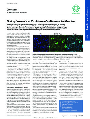 Going 'nano' on Parkinson's disease in Mexico
