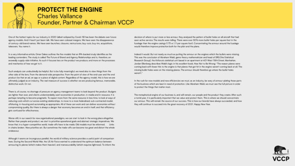 Charles Vallance - Protect The Engine