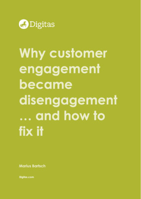 Why customer engagement became disengagement… and how to fix it