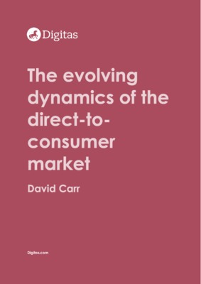 The evolving dynamics of the d-t-c market