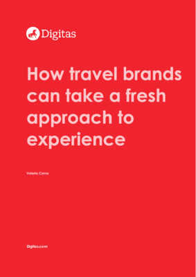 How travel brands can take a fresh approach to experience