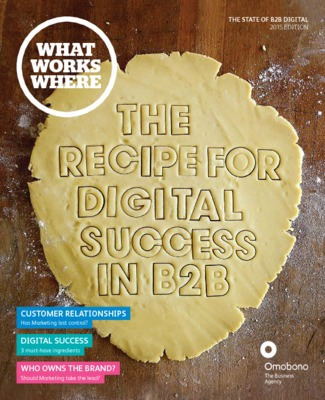 What Works Where 2015 - What is the recipe for digital success in B2B?
