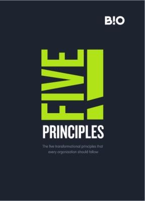 Five principles of digital transformation