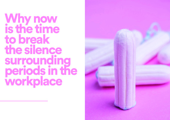 Shiv Brunwin talks periods in the workplace