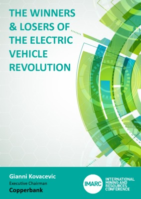 Who are the winners and losers of the electric vehicle revolution?