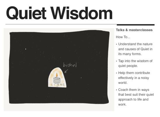 QuietWisdom