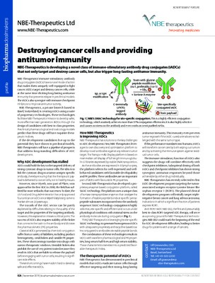 Destroying cancer cells and providing antitumor immunity