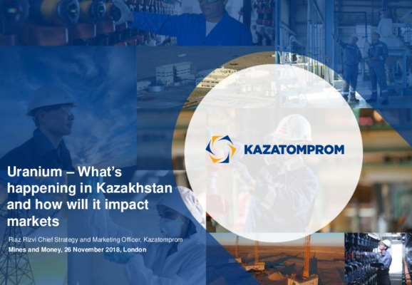 Uranium - What's happening in Kazakhstan and how will it impact markets?