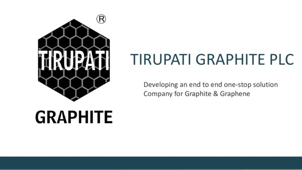 Developing an end to end one-stop solution company for Graphite & Graphene