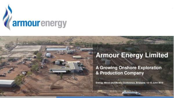 Energy Spotlight: Armour Energy