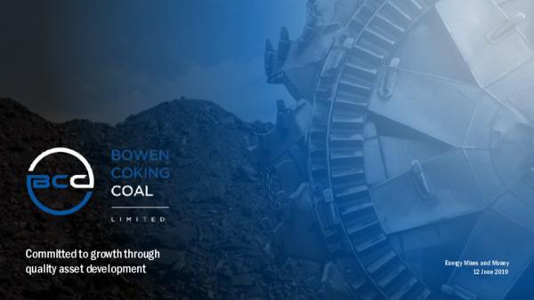 Mining Spotlight: Bowen Coking Coal