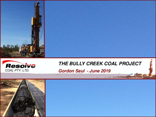 Pitch Battle- Resolve Coal