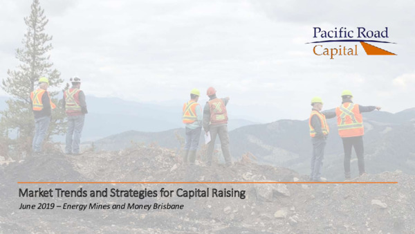 Alternative financing – Current trends in mining investment and strategies for miners to ensure the best investment vehicles for their projects
