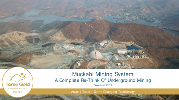 A complete re-think of underground mining