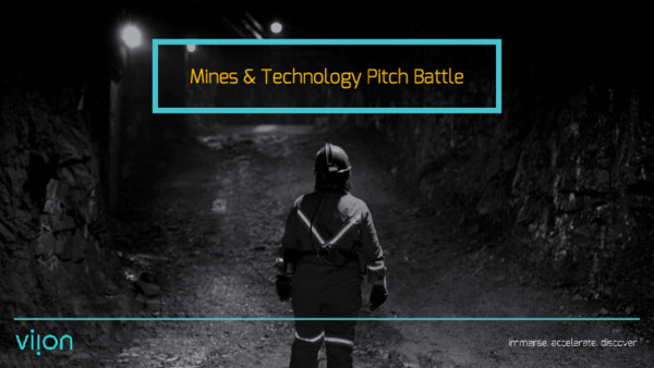 Viion - Mines and Technology Pitch Battle
