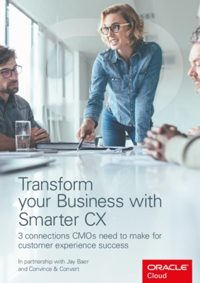Transform Your Business with Smarter CX
