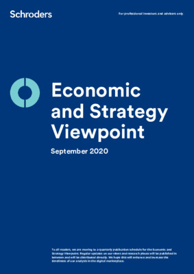 Economic and Strategy Viewpoint September 2020