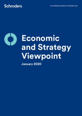 Economic and Strategy Viewpoint - January 2020