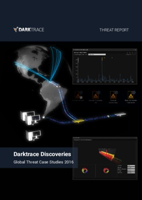 Darktrace Global Threat Report 2016