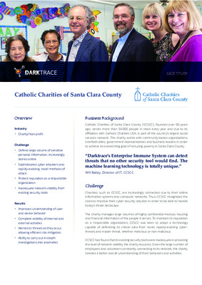 Catholic Charities Customer Case Study