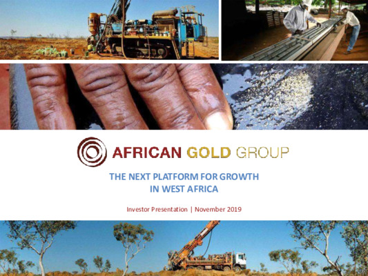 African Mining Spotlight: African Gold Group