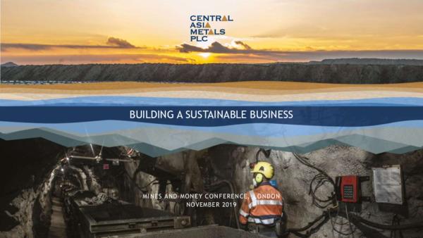 Mining Spotlight: Central Asia Metals