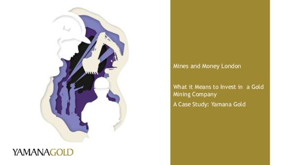 Keynote Address: Yamana Gold