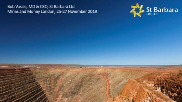 Premium Mining Spotlight: St Barbara