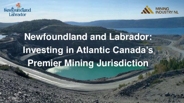 Government Address: Newfoundland