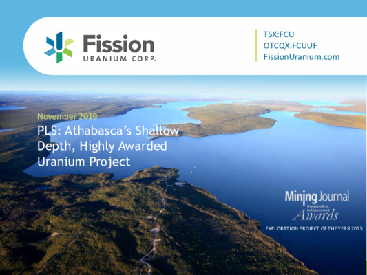 Mining Spotlight: Fission Uranium