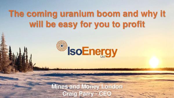 Mining Spotlight: ISO Energy
