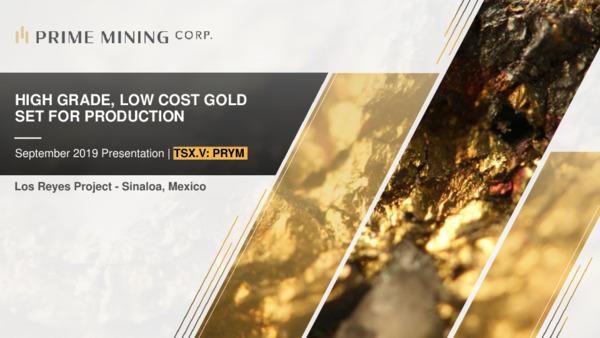 Mining Spotlight: Prime Mining