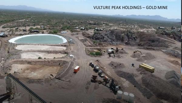 Mining Spotlight: Vulture Mines