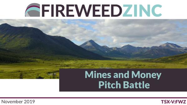 Mining Pitch Battle – Heat 3 – Base & Bulks: Fireweed Zinc