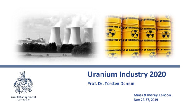 Investment Thesis: Uranium