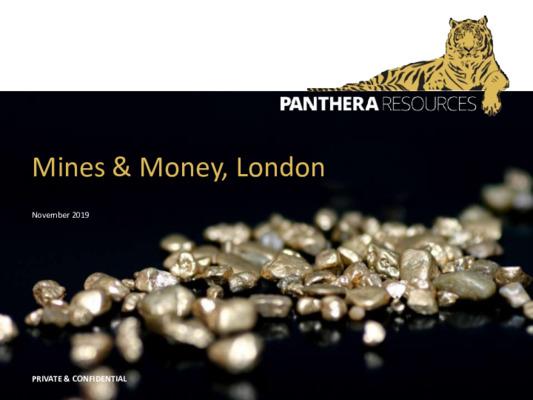 Mining Spotlight: Panthera Resources