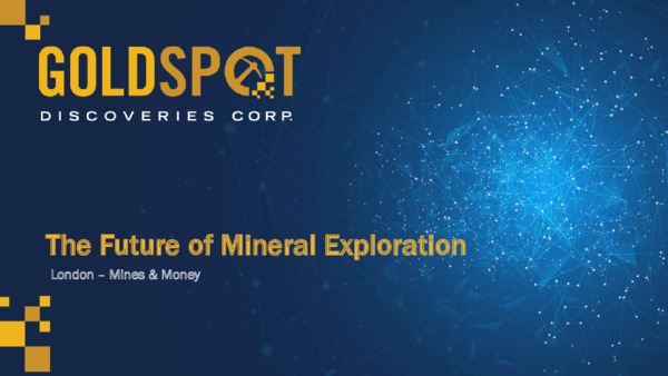 Address: GoldSpot Discoveries
