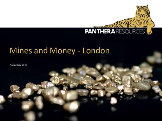 Mining Pitch Battle – Grand Final: Panthera Resources